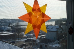Window-star